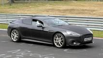 Aston Martin Rapide AMR Spy Photo