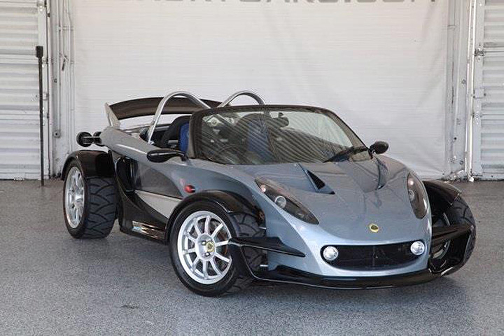 This Rare Lotus 340R Lives in the USA, and It\'s for Sale