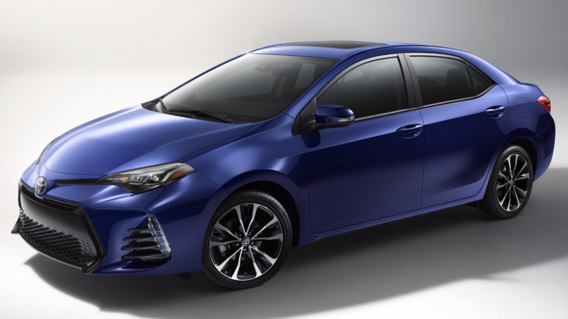 Corolla S 2017 >> 2017 Toyota Corolla Refreshed For U S Market