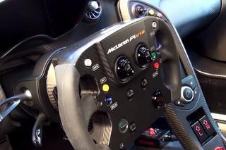 First U.S.-Bound McLaren P1 GTR Delivered: Video
