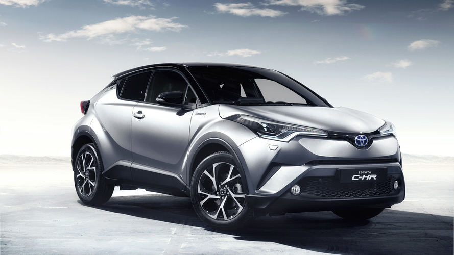 Toyota C-HR - Un prix très agressif !