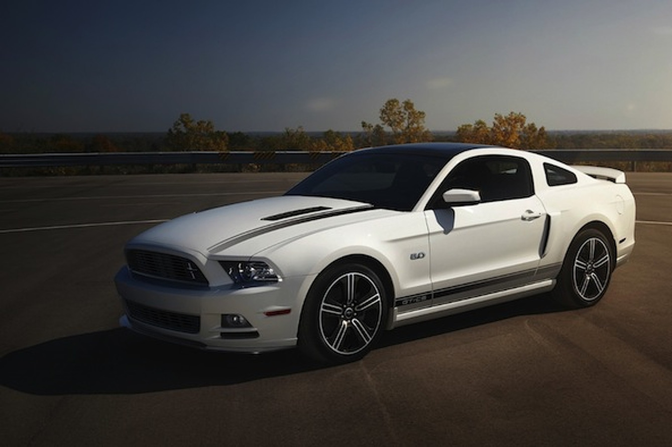 2015 Ford Mustang to be Revealed This December