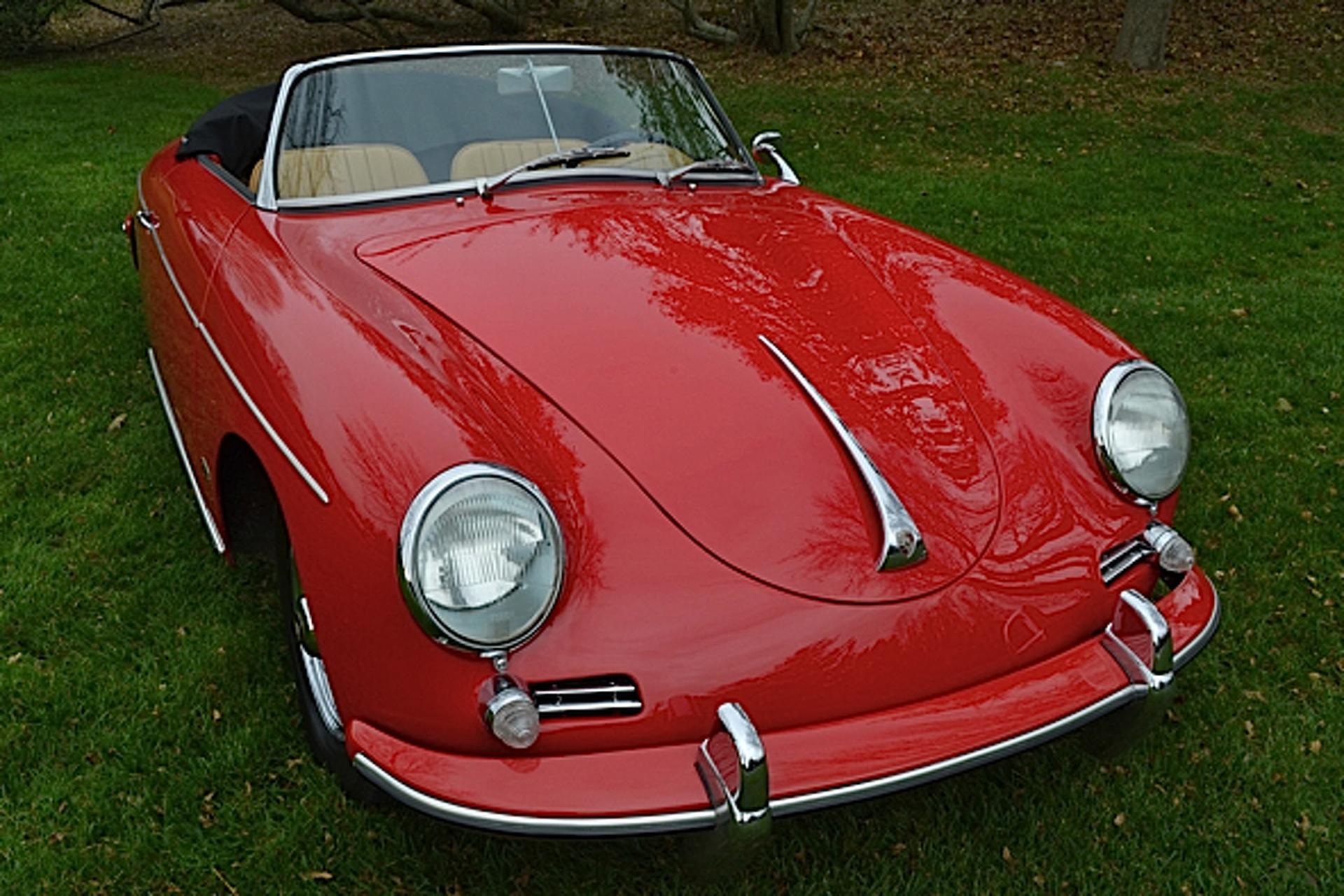 eBay Car of the Week: 1961 Porsche 356B Roadster