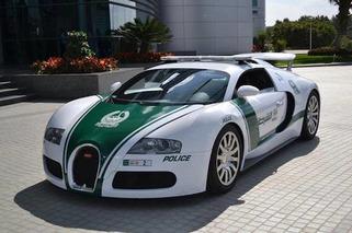 Dubai Police Adds Bugatti Veyron To Their Lineup of Exotic Patrol Cars [w/video]