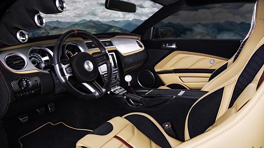 Vilner dresses up Shelby Mustang GT500 Super Snake