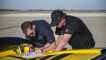 Hennessey Venom GT Spyder world record attempt