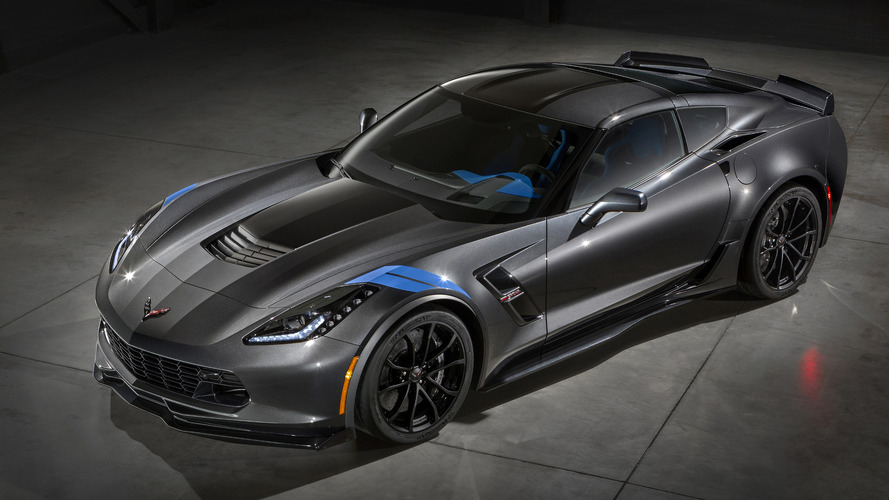 First Chevrolet Corvette Grand Sport Collector's Edition going up for auction
