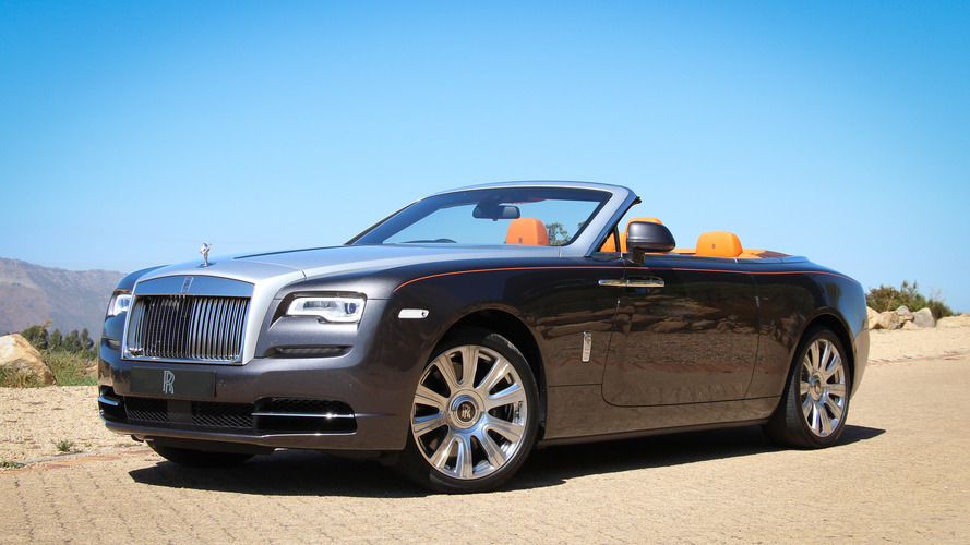 First Drive: 2016 Rolls-Royce Dawn