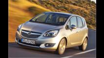 Facelift für den Opel Meriva