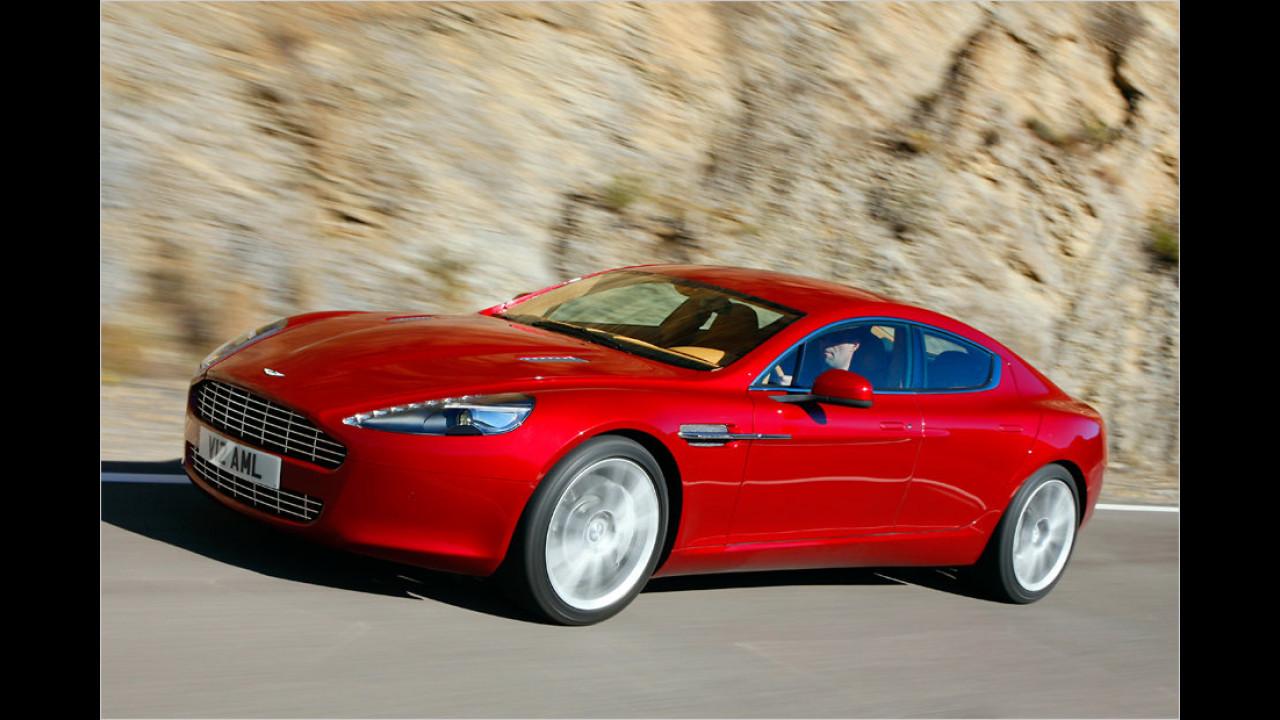 20 Exemplare: Aston Martin Rapide