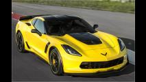 Das ist die Renn-Corvette im Straßentrimm