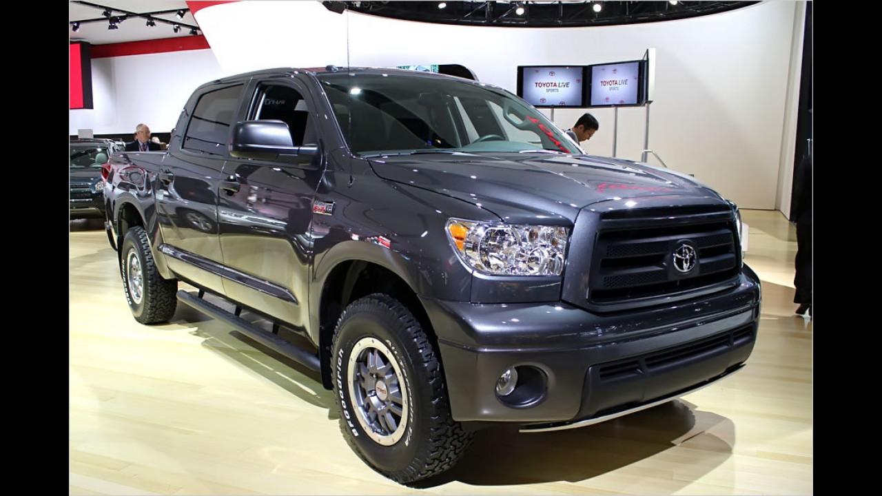 Toyota Tundra TRD Rock Warrior