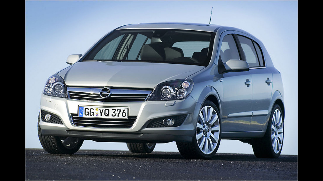 Opel Astra H (2004-2009)