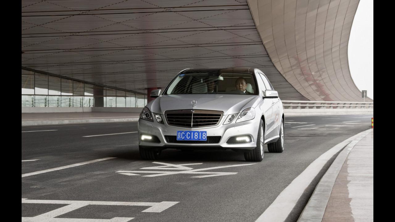 Mercedes Classe E L