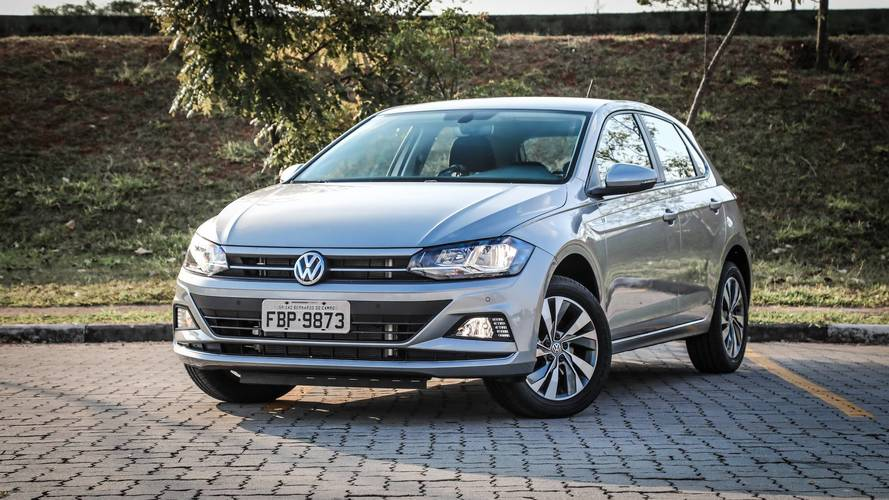 Volkswagen mexe na lista de opcionais do Polo Highline