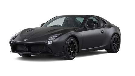 Toyota GR HV sports concept revealed, points to new GT86