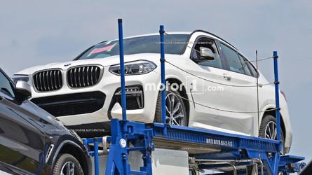Mindenféle álca nélkül kapták le az új BMW X4-et