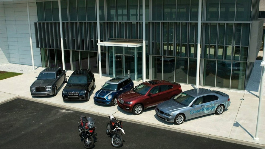 BMW Group to invest a billion US dollars in the USA by 2012