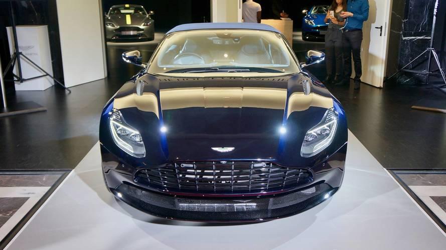 Aston Martin rappelle les DB11 à cause de la colonne de direction