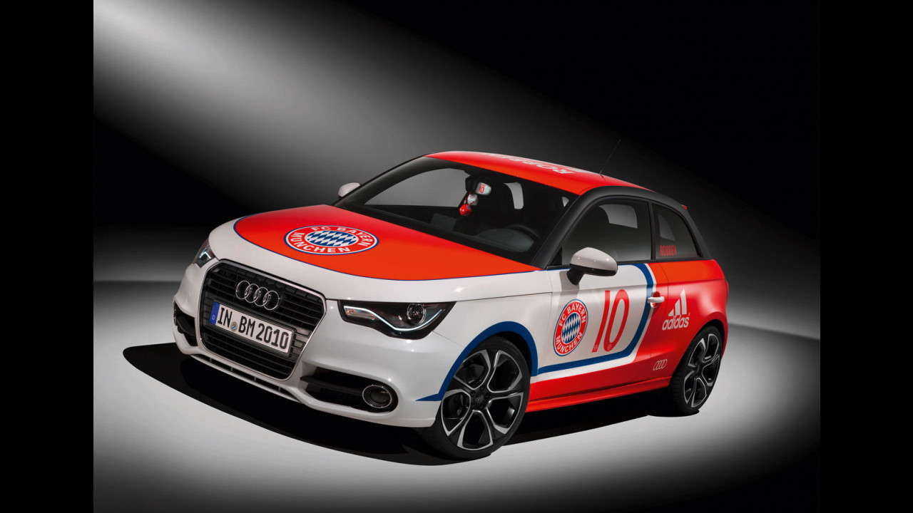 Audi A1 motto vehicles