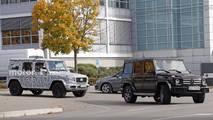 2019 Mercedes-Benz G-Class spy photo