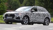 New 2019 Audi Q3 spy photo