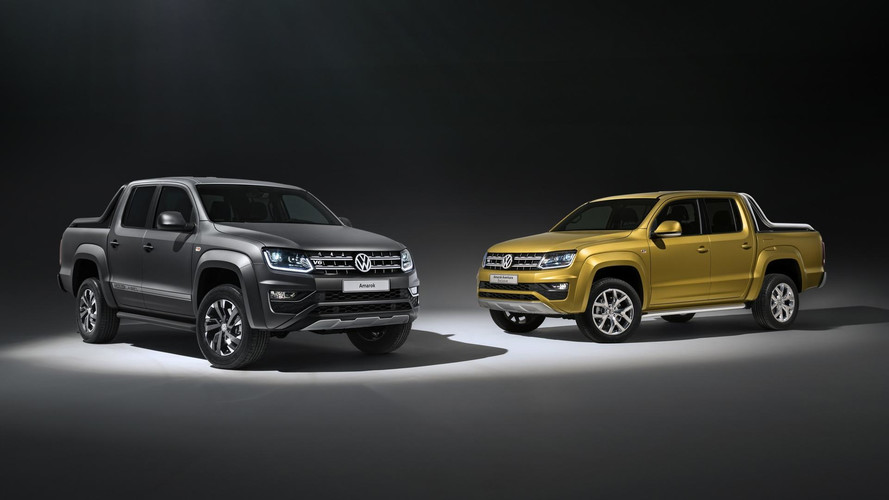 VW Amarok Aventura Exclusive - Un pick-up musclé pour Francfort