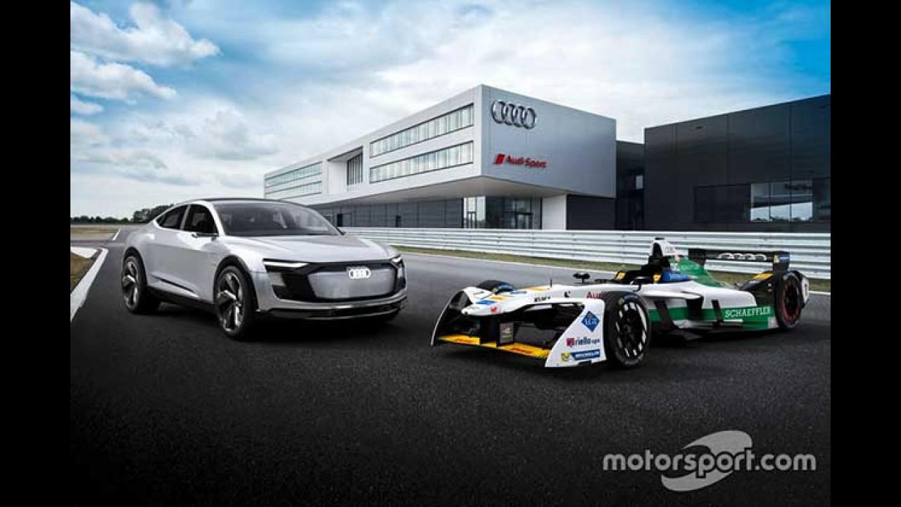 Audi in der Formel E
