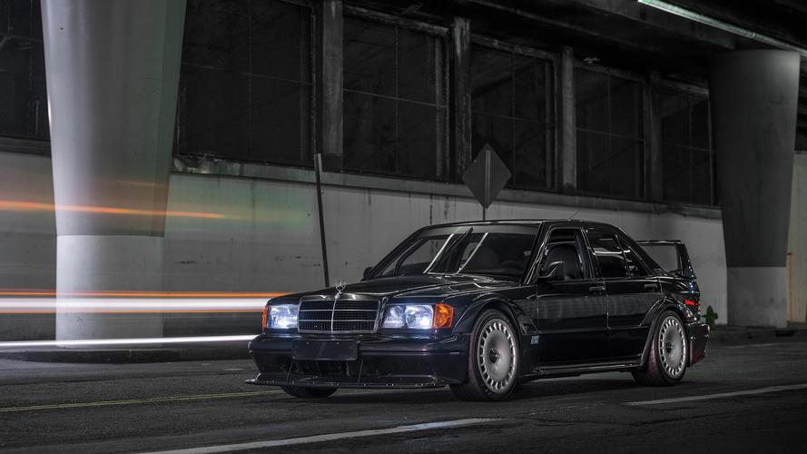 Pályára viszi saját 190E Evo II modelljét a Mercedes