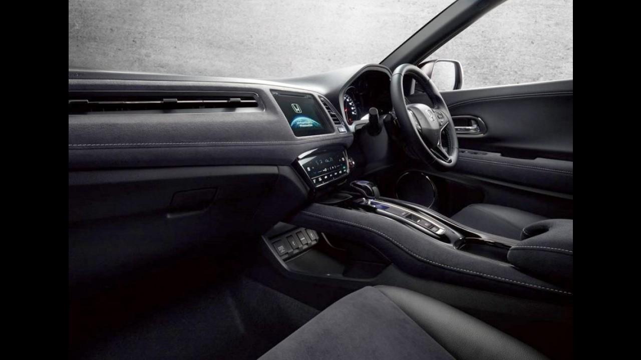 Honda lança HR-V em versão RS com visual esportivo no Japão