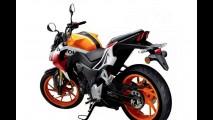 Invocada, Honda CB190R mostra novo design da marca para motos urbanas