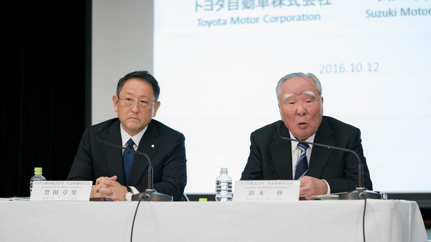 Toyota ve Suzuki yeni bir anlaşma ile istikrarı sürdürecek