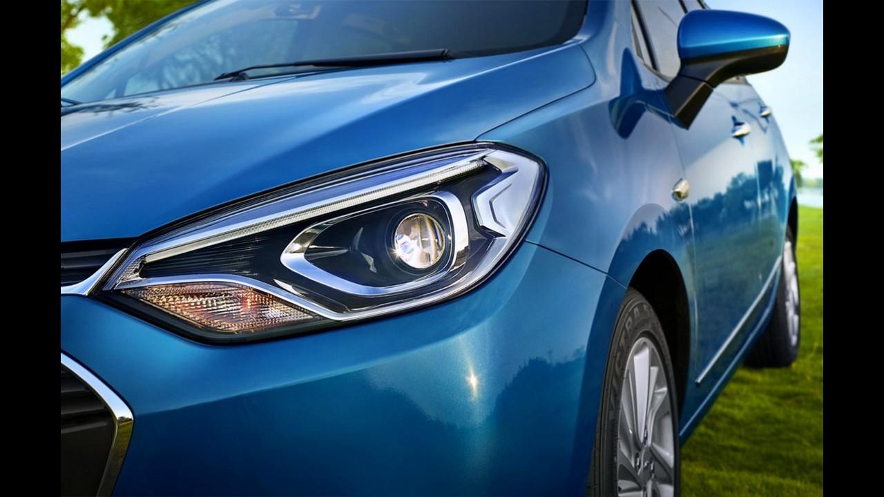 """""""Spin chinesa"""", Chevrolet Lova RV é revelada em primeiras imagens oficiais"""