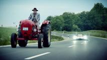 Vídeo de agradecimento da Porsche à Audi