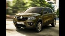 Custando US$ 4 mil, Renault Kwid já tem 25.000 encomendas na Índia