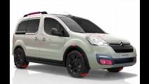 Citroën Berlingo, rival do Fiat Doblò, ganha conceito inusitado em Genebra