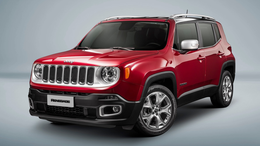 Jeep Renegade GLP tem autonomia de 1.000 km