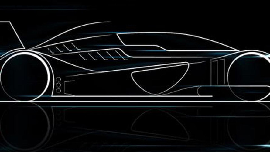 Caparo T1 Evolution teased, will have at least 700 bhp