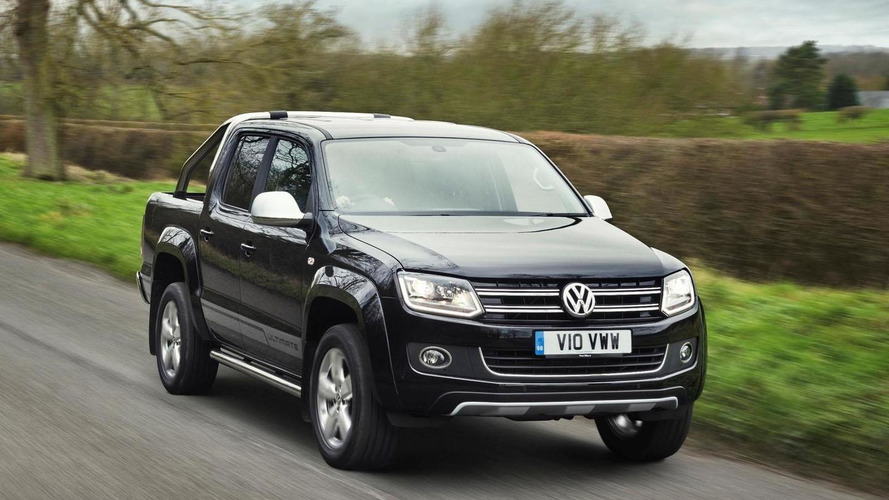 Volkswagen Amarok Ultimate arrives in the U.K.