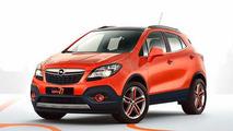 Opel Mokka Moscow Edition