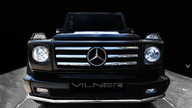 Mercedes G55 AMG by Vilner