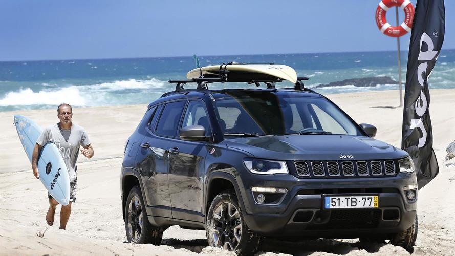 Le nouveau Jeep Compass s'offre un look Mopar
