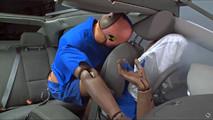 Rear Seat Belt Usage
