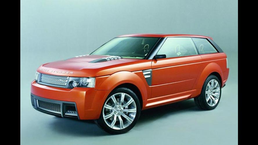 Stürmischer Land Rover: Studie Range Stormer in Detroit