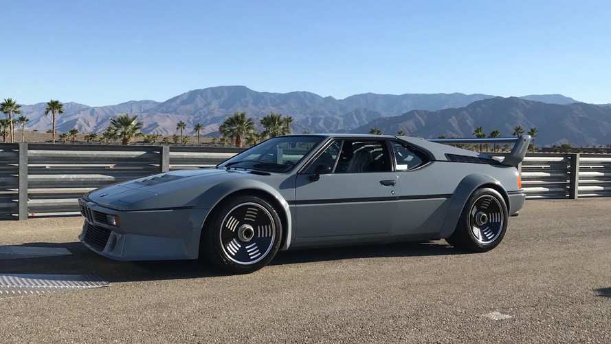 World's Only Streetable BMW M1 Procar To Grace Pebble Beach
