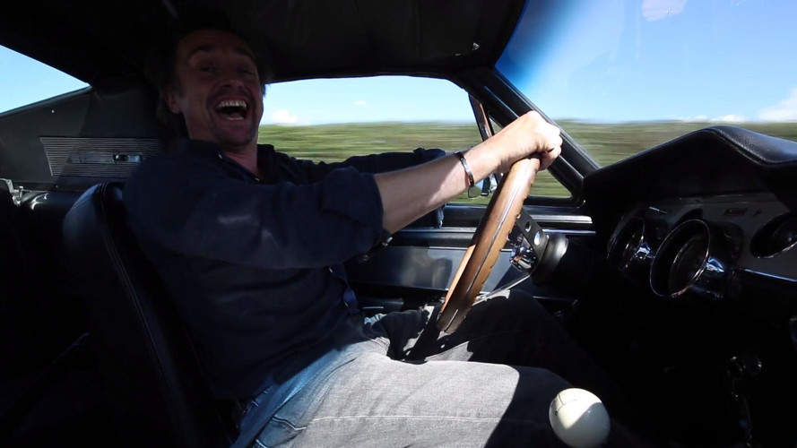 Richard Hammond Shares His First Drive Since Supercar Crash