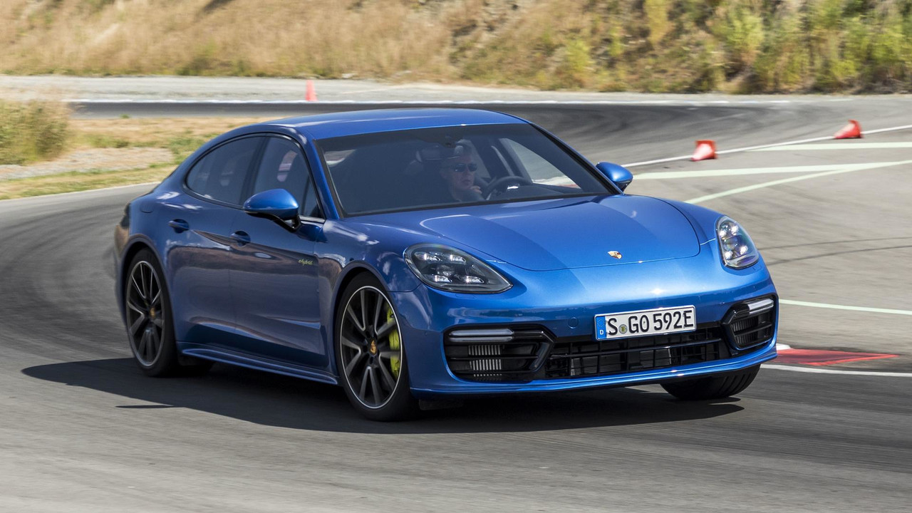 Panamera Gts 2019 >> 2018 Porsche Panamera Turbo S E-Hybrid Review: The Future Is Awesome