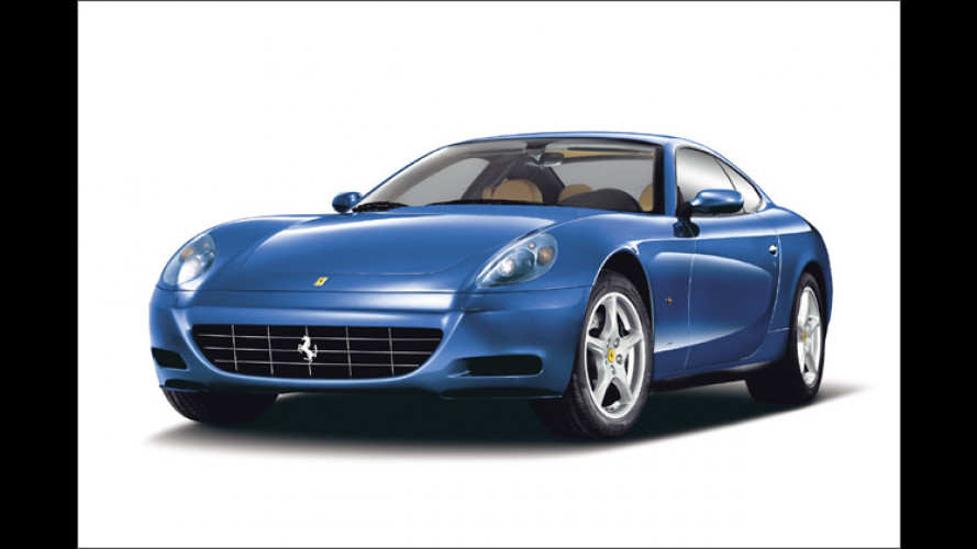 Ferrari: 612 Scaglietti mit sportlichem Komfort