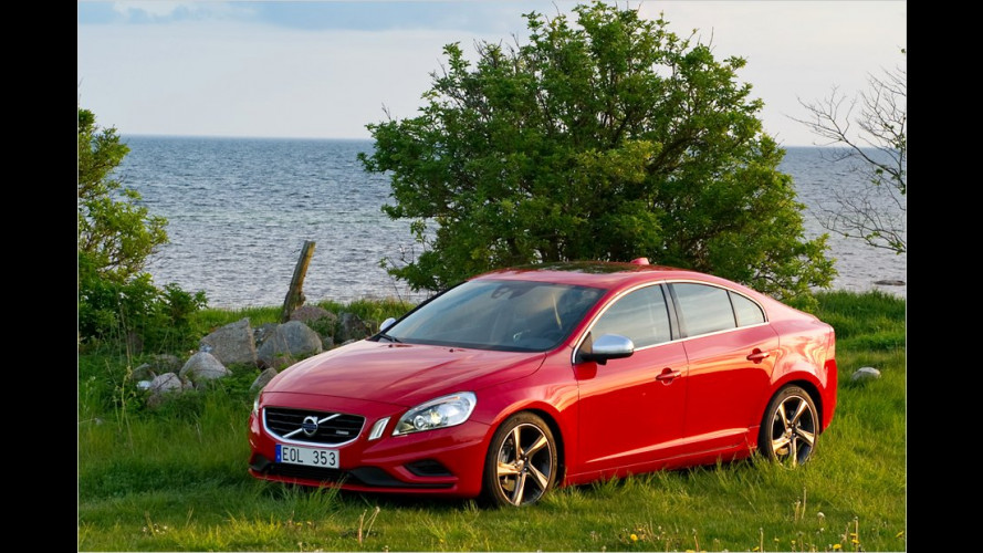 Volvo: Jetzt auch Automatik-Getriebe plus Start-Stopp