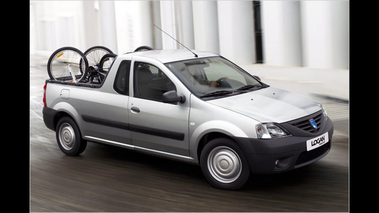 Dacia Logan Pick-Up 1.6